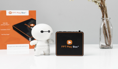 FPT Shop ưu đãi mua 1 tặng 2 cho khách hàng mua FPT Play Box+
